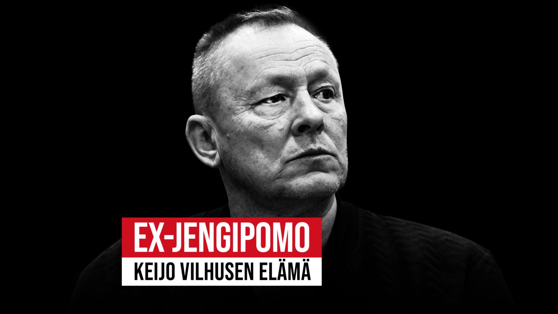 Ex-jengipomo Keijo Vilhusen elämä