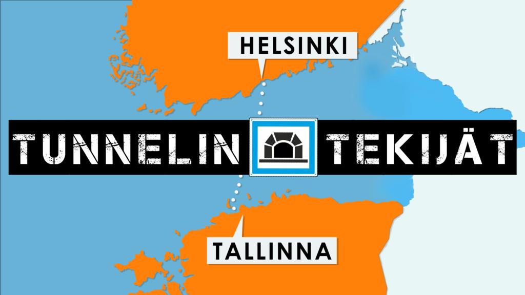 Tunnelin tekijät Suomen Podcastmedia