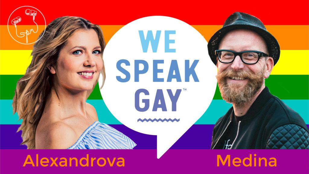 We Speak Gay Suomen Podcastmedia